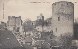 Gisors - Eure (27) - Les Tours - Gisors