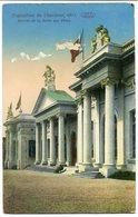 CPA - Carte Postale - Belgique - Exposition De Charleroi - Entrée De La Salle Des Fêtes - 1911 (CP2081) - Charleroi