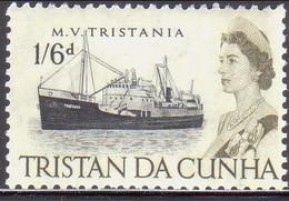 TRISTAN DA CUNHA 1965 SG #81 1sh6d MNH - Tristan Da Cunha
