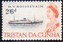 TRISTAN DA CUNHA 1965 SG #82 2sh6d MNH - Tristan Da Cunha