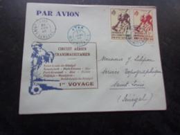 A.O.F. (1946) Circuit Aérien Transmauritanien ATAR-SAINT LOUIS - A.O.F. (1934-1959)