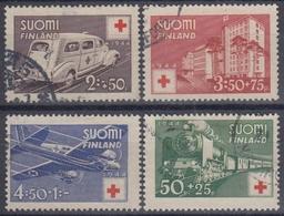FINLANDIA 1944 Nº 271/74 USADO - Finlandia