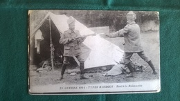 Guerre 1914 - Types Hindous - Oorlog 1914-18