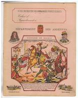 JM19.04 / PROTEGE- CAHIERS -  DEPARTEMENT DES ARDENNES / VICTOIRE DE ROCROI - Book Covers