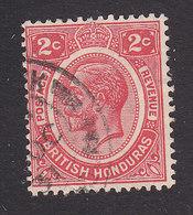 British Honduras, Scott #94, Used, King George V, Issued 1922 - British Honduras (...-1970)