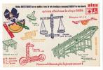 Buvard - Alsa - Chèque Tintin, Point (jeu, Jouet) - Food