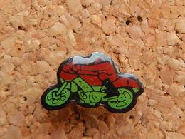 Pin's -  AVION - Motorbikes