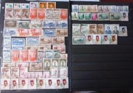 90 TIMBRES MAROC PRIX UNIQUE 0.10 LE TIMBRE LOT N°548 - Stamps