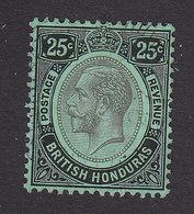 British Honduras, Scott #99, Used, King George V, Issued 1922 - British Honduras (...-1970)
