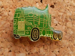 Pin's -  CAMION - Transport
