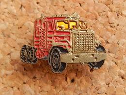 Pin's -  CAMION - Transportation