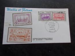 WALLIS ET FUTUNA (1992) Exposition Internationale Fip Jeunesse MONTREAL - Wallis And Futuna