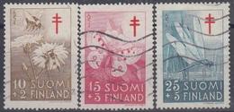 FINLANDIA 1954 Nº 417/19 USADO - Finlandia