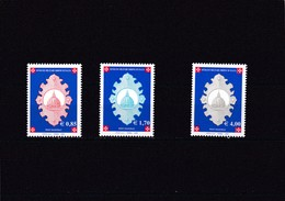 Orden De Malta Nº 820 Al 822 - Malta (la Orden De)