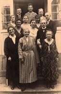 Photo Originale Portrait De Famille Allemande Un 15.07.1931 - Julins - VERLOBUNG DER ELTER - RENCONTRE DE L'AÎNÉ - Personnes Identifiées