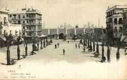 CADIZ PUERTA DEL MAR  Hauser Y Menet Madrid - Cádiz