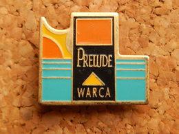 Pin's -  WARCA - PRELUDE - Food