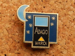 Pin's -  WARCA - ADAGIO - Food