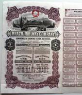 Brazil Railway Company - Railway & Tramway