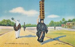 Iraq A Milkmaid Abdul Reza Salmin 313 - Iraq