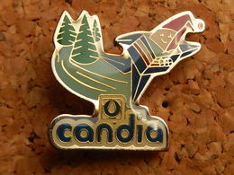 Pin's -  CANDIA - Food