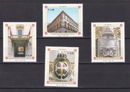 Orden De Malta Nº 824 Al 827 - Malta (la Orden De)