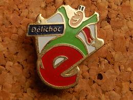 Pin's -  DELICHOC - Food