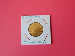 50 Centimos Vaticano 2011 - Vaticano (Ciudad Del)