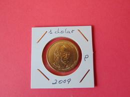 1 Dolar Presidente 2009-p - 2007-…: Presidents