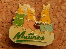 Pin's -  MATINES - Food