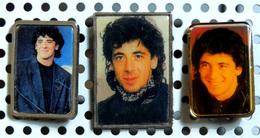 Lot De 3 Pins Patrick BRUEL - Music