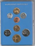 Slovakia Coin Set 2002 - Slovaquie