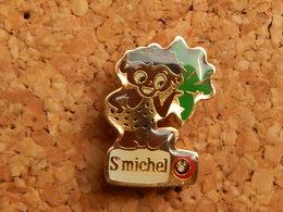 Pin's -  ST MICHEL - Food