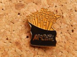 Pin's -  McCAIN - Food