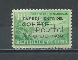 CUBA-  - TIMBRE PA Nº 31  NEUF **  ( 210) - Airmail
