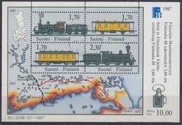 FINLANDIA 1987 Nº HB-3 USADO - Finlandia