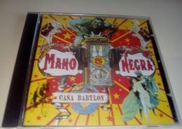 """MANO NEGRA """"Casa Babylon"""" - Punk"""