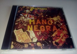 "MANO NEGRA ""Patchanka"" - Punk"