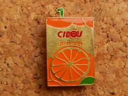 Pin's -  CIDOU - Beverages