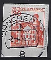 Germany (BRD) 1978-79  Burgen Und Schlosser (o) Mi.PF 995 II - [7] Federal Republic