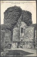 Chevreuse - Ruines Du Château De La Madeleine - La Tour Ronde - EM 2298 - Voir 2 Scans - Chevreuse