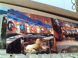 USA FLORIDA MIAMI  PLANET HOLLYWOOD FILM MUSEUM N1995  GR1025  17,5 X 9 - Miami