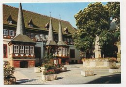 GERMANY - AK 321402 Einbeck - Rathaus Am Markt - Einbeck