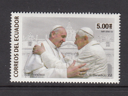 Ecuador MNH Michel Nr 3518 From 2013 / Catw 15.00 EUR - Ecuador