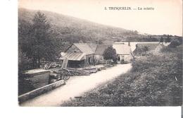 D 89 TRINQUELIN  La Scierie - France