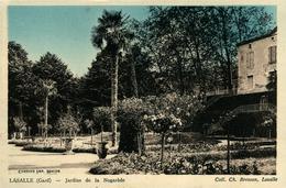 LASALLE Jardin De La Nogarède  Coll. Bresson - France