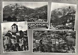 72491375 Capodiponte Fliegeraufnahmen Capo Di Ponte Valle Camonica - Italia