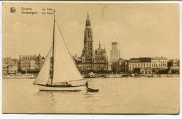 CPA - Carte Postale - Belgique - Anvers -  La Rade - 1933 (CP2110) - Antwerpen