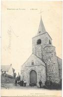 Montigny-le-Tilleul NA9: L'Eglise 1907 - Montigny-le-Tilleul