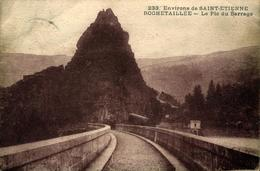 ROCHETAILLEE Le Pic Du Barrage - Rochetaillee